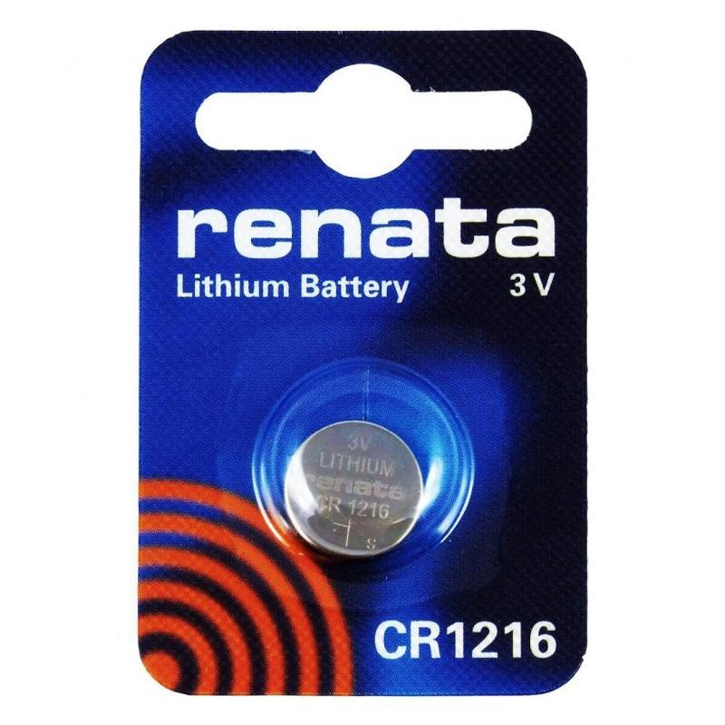 Элемент питания CR1216 RENATA