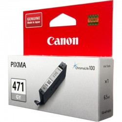 Картридж струйный Canon CLI-471 GY для PIXMA MG5740/MG7740/MG6840 Grey (0404C001)