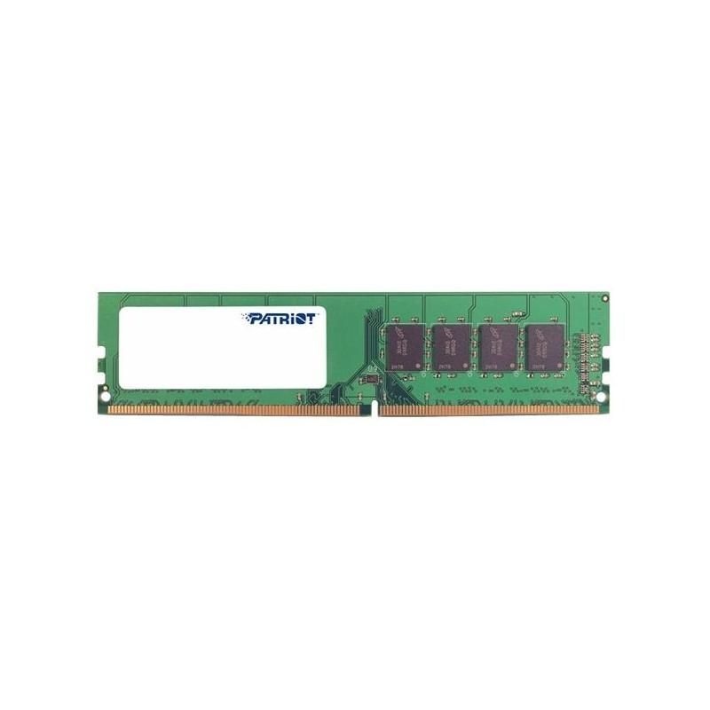 Модуль DIMM DDR4 4096Mb PC17000 2133MHz Patriot PSD44G213381 1.2v