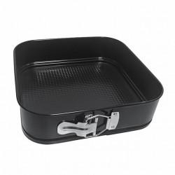 Форма для выпечки Bekker BK-3995 разъемная,квадратная,28*28*6.8см,угл.сталь,антиприг.покрытие