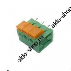 Клеммник DG142V-5.08-03P-14-00A(H) /нажимной