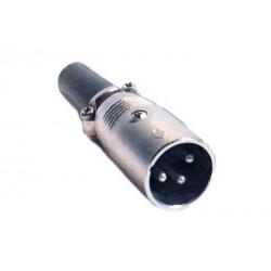 Разъем XLR /вилка кабельная, удлиненная/