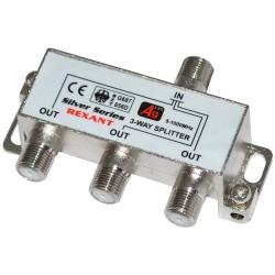 Делитель сигнала на 3 TV REXANT /5-1000Мгц/