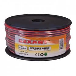 Кабель акустический Rexant 2х0.25мм