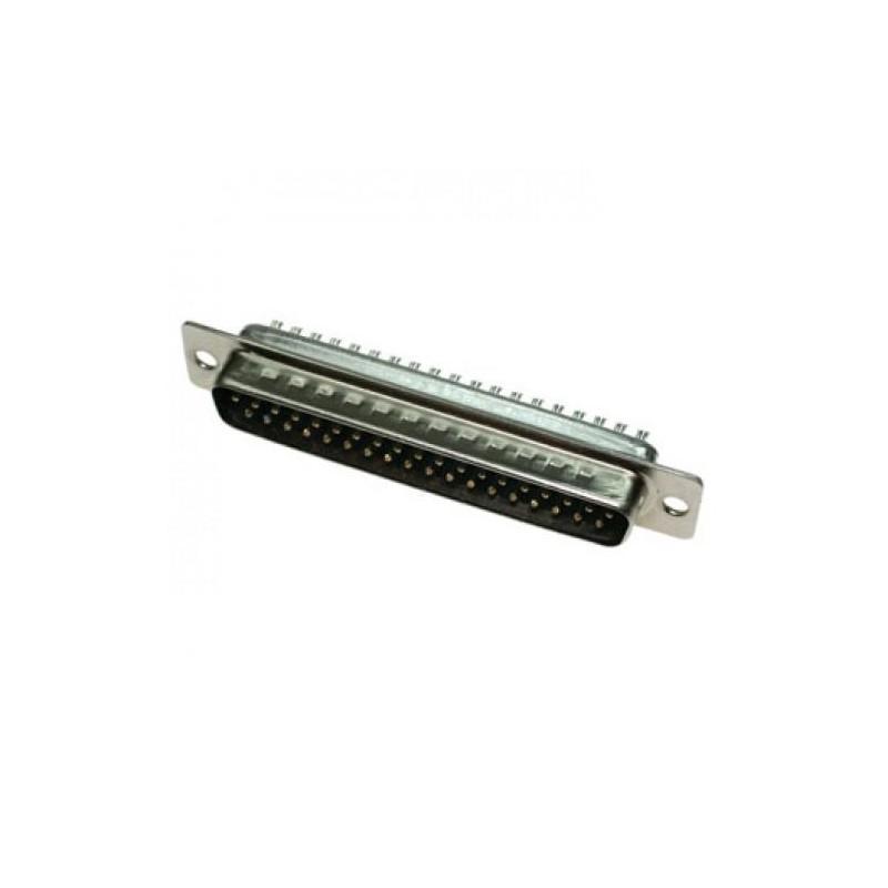 Разъем DB-37M вилка кабельная