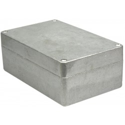 корпус для РЭА G116/160x100x60мм, металл