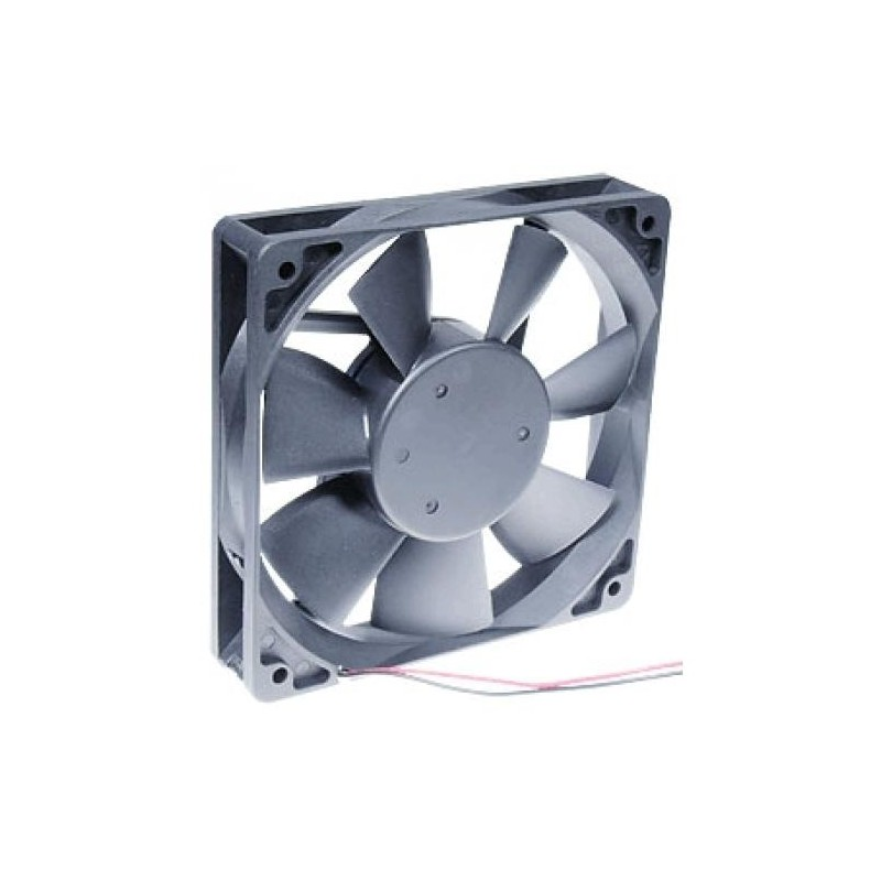 Вентилятор 120x120x25мм, 220в, качения  JA1225H2BON-T 102.8м3/ч,