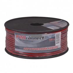 Кабель акустический ProConnect 2х1.0мм