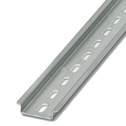 DIN-рейка (300x35мм)/перфорированная