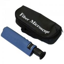 Микроскоп FIS F1-VS400F2.5, 400x, для контроля оптических разъемов SC/ST/FC