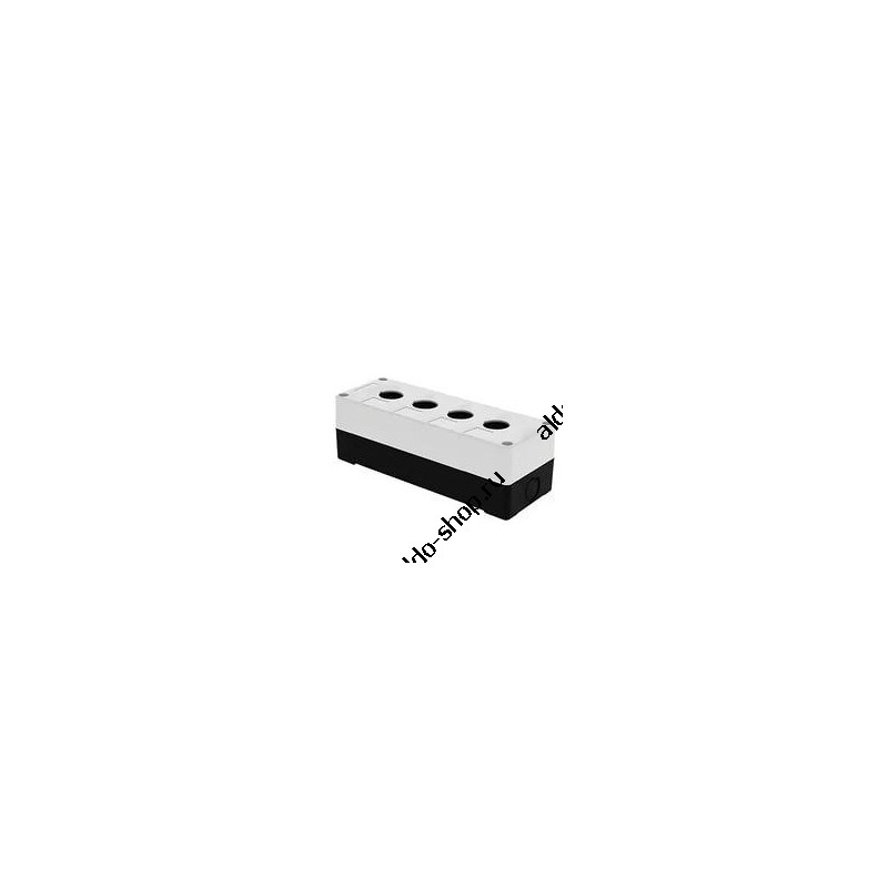 пост кнопочный КП 104 190х70х65мм, 4 места, (IP31)