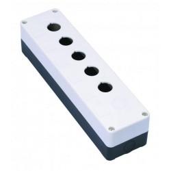 пост кнопочный КП 105/250х70х65мм, 5 мест, (IP31)