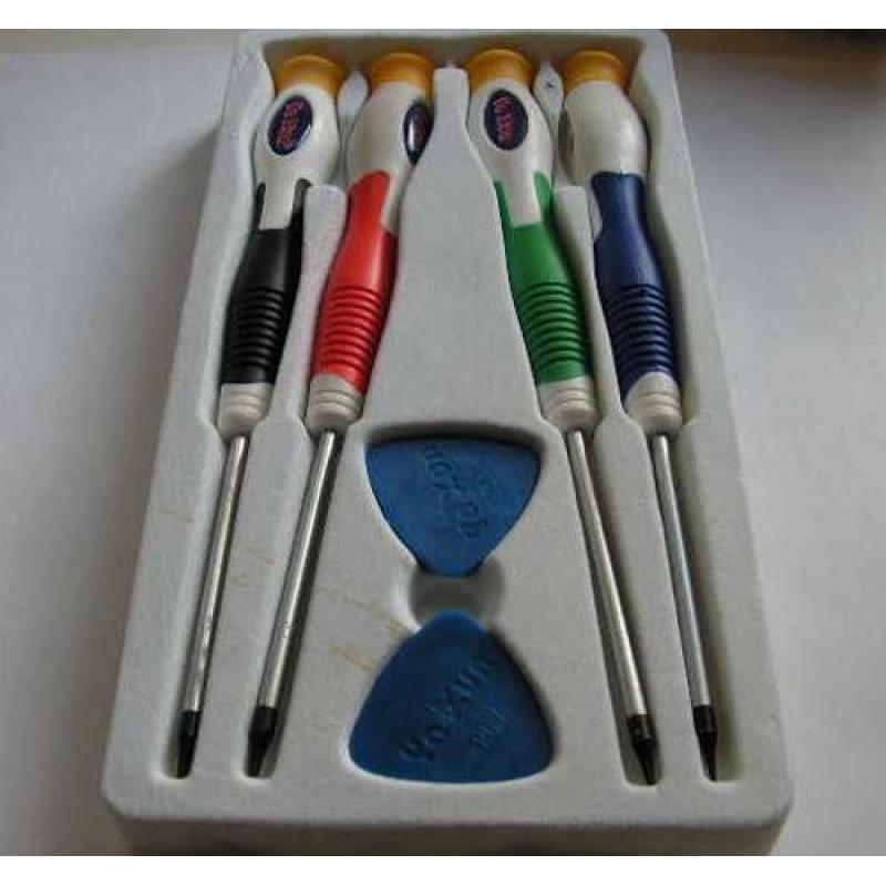 Набор инструментов YX-661 отвертки, 4шт., T5, T6, T7, T2