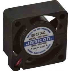 Вентилятор 25x25x10мм, 12в, качения, KF0210B1HR/4.3м3/ч