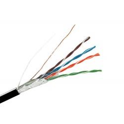 Кабель FTP 5e 4х2х0.5 ProConnect LT / наружный/100Мгц, экран