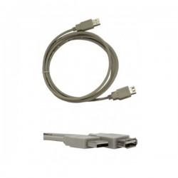 Кабель удлинительный USB2.0 AA 1.8м VCOM (VUS6936-1.8MTP)(CU202-G)