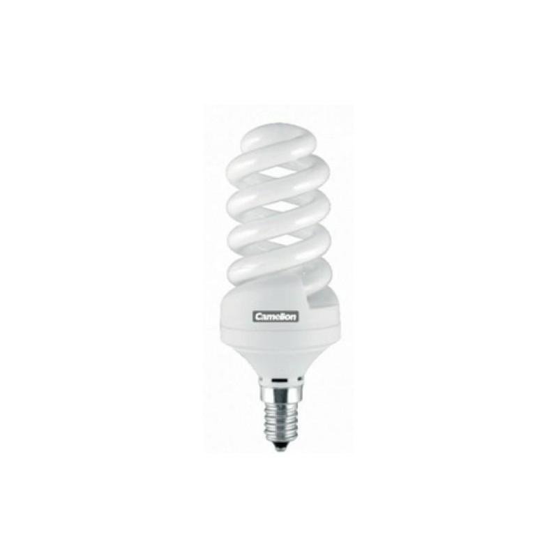 Лампа CAMELION LH-13-FS-T2-M/827/E14 теплый