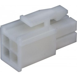 Разъем MF-2x2F, розетка кабельная, 4.2мм