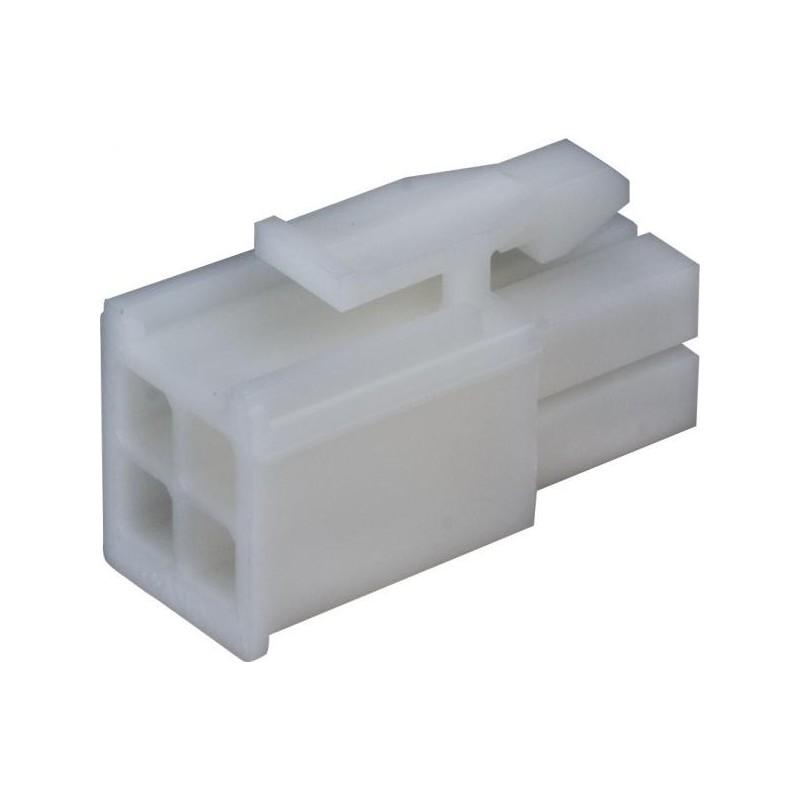 Разъем MF-2x2F розетка кабельная, 4.2мм