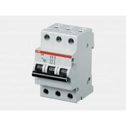 автомат ABB SH203L 3P 6А (C)