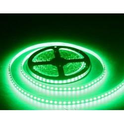 лента светодиодная 3528/120-12-G (IP65)/12в, 9,6вт/м, 120шт/м, зеленый