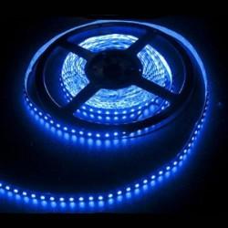 лента светодиодная 3528/120-12-B (IP65)/12в, 9,6вт/м, 120шт/м, синий