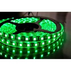 лента светодиодная 5050/60-12-G (IP65)/12в, 14.4вт/м, 60шт/м, зеленый