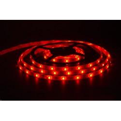 лента светодиодная 5050/30-12-R/12в, 7.2вт/м, 30шт/м, красный