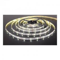 лента светодиодная 5050/30-12-W (IP68)/12в, 7.2вт/м, 30шт/м, белый холодный