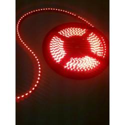 лента светодиодная торцевая 335/120-12-R (IP65)/12в, 9,6вт/м, 120шт/м, красный