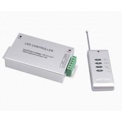 Контроллер светодиодной ленты RGB 3x4A WiFi (радиопульт)/Управление Android, IOS + Радиопульт