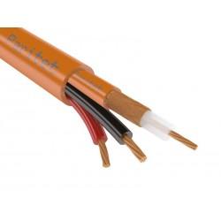 Кабель видеоконтроля КВК-П НГ(А) - HF 2х0.5 Rexant