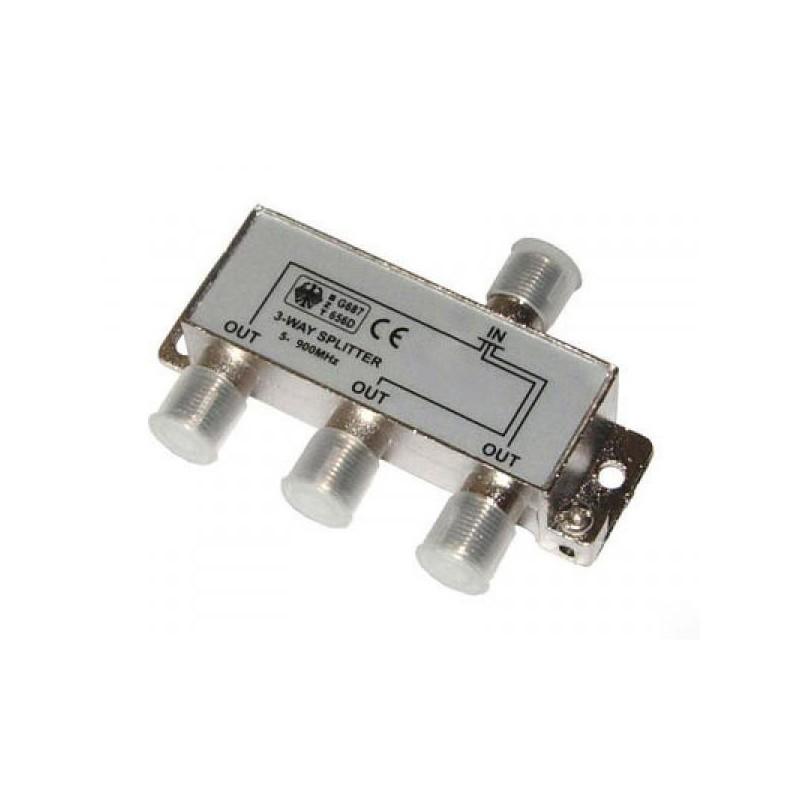 Делитель сигнала на 3 TV ASD /5-900Мгц/