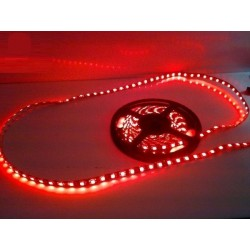 лента светодиодная 5050/60-12-R/12в, 14.4вт/м, 60шт/м, красный