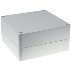 корпус для РЭА G278/120x120x60мм, пластик