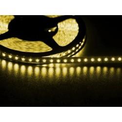 лента светодиодная 3528/120-12-Y/12в, 120шт/м, 9,6вт/м, желтый