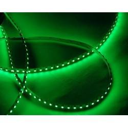 лента светодиодная 3528/120-12-G/зеленый, 12в, 120шт/м, 9,6вт/м
