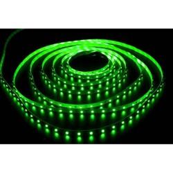 лента светодиодная 3528/60-12-G/зеленый, 12в, 60шт/м, 4.8вт/м