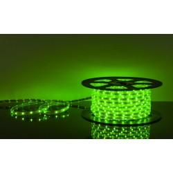 лента светодиодная 5050/30-12-G (IP65)/зеленый, 12в, 7.2вт/м, 30шт/м
