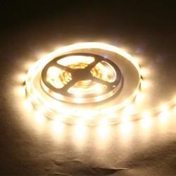лента светодиодная 5050/30-12-WW/12в, 7.2вт/м, 30шт/м, белый теплый