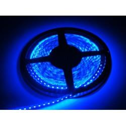 лента светодиодная 3528/120-12-B/12в, 9,6вт/м, 120шт/м, синий