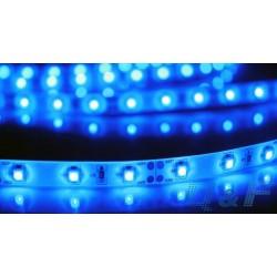 лента светодиодная 3528/60-12-B/12в, 4,8вт/м, 600шт/м, синий