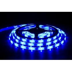 лента светодиодная 5050/30-12-B (IP65)/12в, 7.2вт/м, 30шт/м, синий