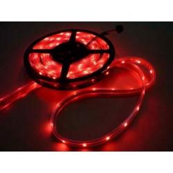 лента светодиодная 5050/30-12-R (IP65)/12в, 7.2вт/м, 30шт/м, красный