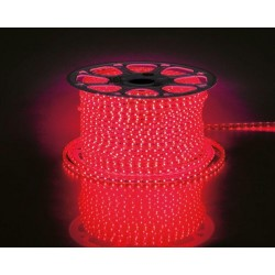 лента светодиодная 3528/60-12-R (IP68)/12в, 4.8вт/м, 60шт/м, красный