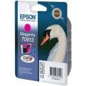 Картридж струйный Epson T0813 (C13T11134A10) для R270 R290 RX590 Magenta (повыш емк)