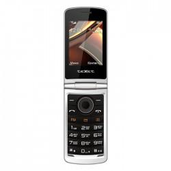 """Сотовый телефон Texet TM-404 Red (2sim/2.8""""/240*320/-/microSD/0.1Мп/Bt/800мАч)"""