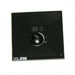 Чип TK-580 для Kyocera FS-C5150/TK-580 Black 3500 копий ProfiLine
