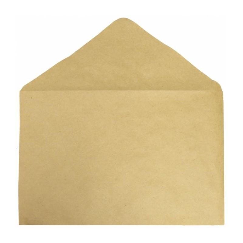 Конверт 290*390мм, крафт-бумага, без клеевого слоя, треуг. клапан (2939KT)