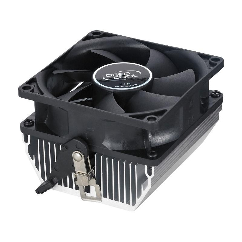 Кулер AMx/9xx DeepCool CK-AM209 (65W/30dB/2800rpm/80mm/Hydro/Al)